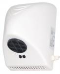 Сушилка для рук G-teq 8814 PW, 0.8 кВт, пластик белый