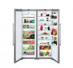 """Холодильник с морозильником """"LIEBHERR"""" SBSESF 7212-23"""