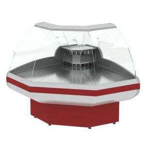 Витрина холодильная ВПС 0,21-0,92 (Gamma-2 ОС 90 Д) (RAL 3004)