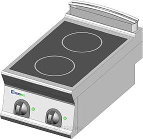 Плита индукционная Tecnoinox PIN4E7