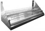 Полка для сушки тарелок ПКт 1000*300*300, нерж.сталь