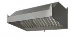 Зонт ЗВН-03 1200*1000*400 с вентилятором d=160 мм
