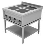 Плита индукционная 4-конфорочная ИПП-410145