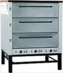 Печь хлебопек. эл. ХПЭ-500 (нерж) без обрешетки