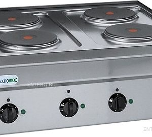 Плита электрическая Tecnoinox PC70E/6/0