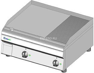 Поверхность жарочная Tecnoinox FTR70E/6/0