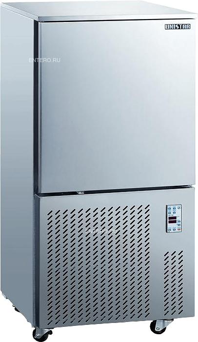 Шкаф шоковой заморозки Cooleq CQF-10 (встр. агрегат)