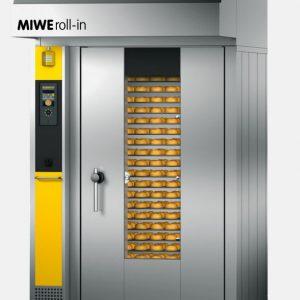 Печь ротационная тип MIWE roll-in RI-1.0608-TL e+