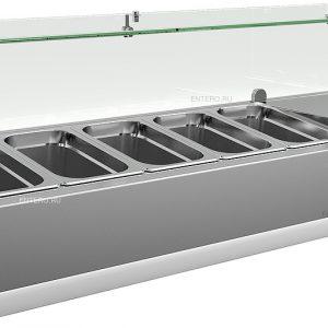 Витрина холодильная Cooleq VRX 1200/330