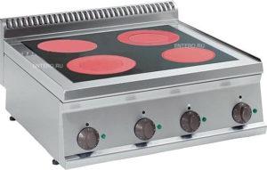 Плита электрическая Tecnoinox PCC70E7