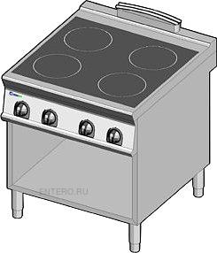 Плита индукционная Tecnoinox PIN8FE9