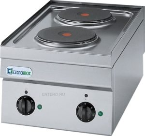 Плита электрическая Tecnoinox PC35E/6/2