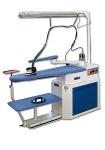 Электропневматический вакуумный гладильный стол с парогенератором ЛГС 307.42