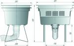 Мезгосборник К-200.25.000 СБ ( К-150, К-200, К-300)