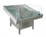 """Стол холодильный """"рыба на льду"""" СП-612/2202 с агрегатом"""