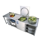 Машина для мытья овощей MEIKO GK 60