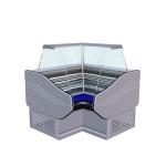 Витрина холодильная среднетемпературная Ариэль ВС 3-УВ угол внутренний