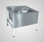 Ванна моечная 1-о секц. ВМП-9-1 котломойка нерж (210000802818)