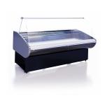 Витрина холодильная среднетемпературная Magnum 1250 Д без боковин