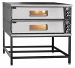 Печь электрическая для пиццы ПЭП-6х2 (двухярусная на подставке) (210000801138)