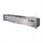 Настольная холодильная витрина НХВо-3 открытая 930*390*255