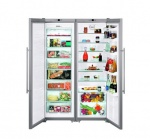 """Холодильник """"LIEBHERR"""" SBSESF 7212"""