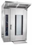 Ротационный пекарский шкаф РПШ-16-2/1М с универсальной тележкой ТШГ-16-01 (210000007412)