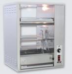 Гриль электрический с тепловой витриной на 8 кур Sikom МК-3.8.1В