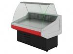 Витрина холодильная ВПС 0,36-0,85 (Octava U new 1800) (RAL 3002)