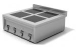 Плита индукционная 4-конфорочная ИПП-410134
