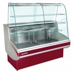 Витрина холодильная кондитерская Gamma-2 К 1350