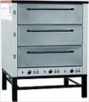 Печь хлебопек. эл. ХПЭ-500 (нерж) с обрешеткой