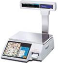Весы торговые CL5000J-15IP TCP-IP