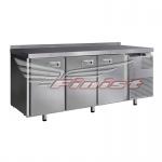 Стол охлаждаемый СХС-700-3 1810х700х860, 3 двери