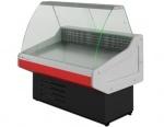 Витрина холодильная ВПС 0,29-0,7 (Octava U new 1500) (RAL 3002)