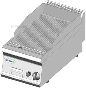 Поверхность жарочная Tecnoinox FTR35G7
