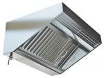 Зонт вентиляционный вытяжной пристенный МВО-1,0МСВ-0,8П