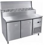 Стол холодильный для пиццы СХС-80-01П (210000802454)