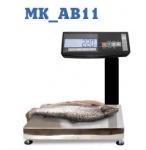 Весы влагозащищённые МК-15.2-АВ11
