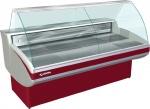 Витрина холодильно-морозильная ВПСН 0,78-1,30 (Gamma-2 SN 1800) (RAL 3004)
