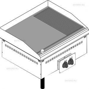 Поверхность жарочная Tecnoinox DFTR70E0