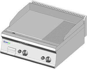 Поверхность жарочная Tecnoinox FTR70G7