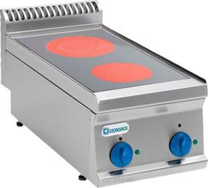 Плита электрическая Tecnoinox PCC35E7