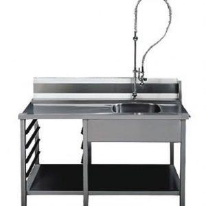 """Стол для посудом. машины """"Fagor"""" MFDB-1500D (правый)"""